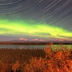 An Aurora over Alaska