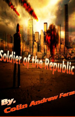 Solider of the Republic Cover