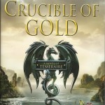 The cover for the book Crucible of Gold