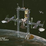 NASA's Dual Keel Space Station Concept
