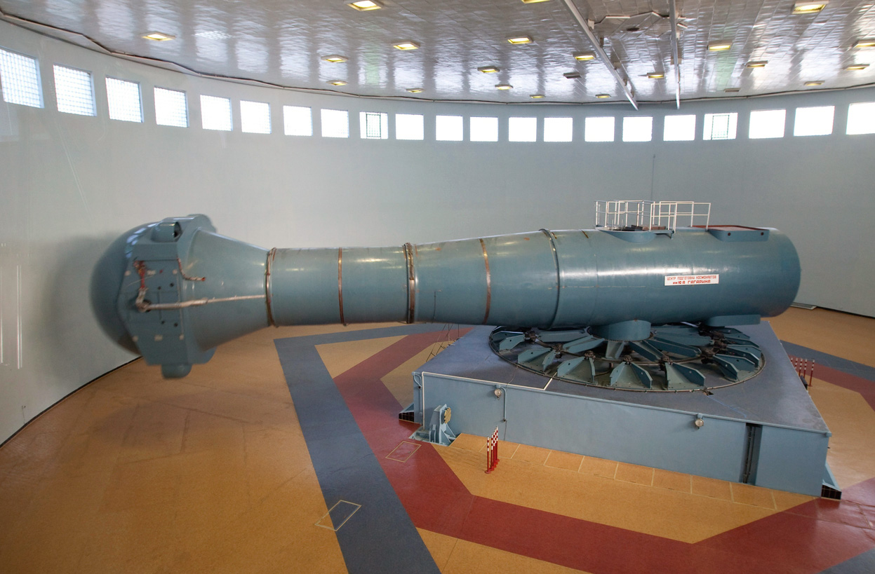 Baikonur Centrifuge – The Unified Republic of Stars