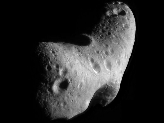 The Asteroid Eros