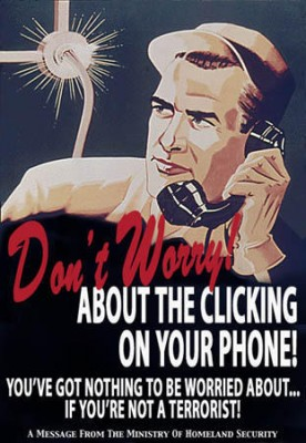 Don't Worry About The Clicking On Your Phone!