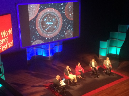 The World Science Festival 2014: Alien Life: Will we know it when we see it?
