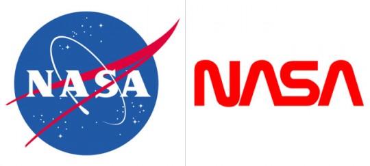 NASA's Logos