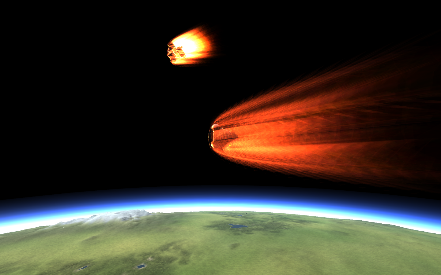 kerbal space program re entry - photo #11