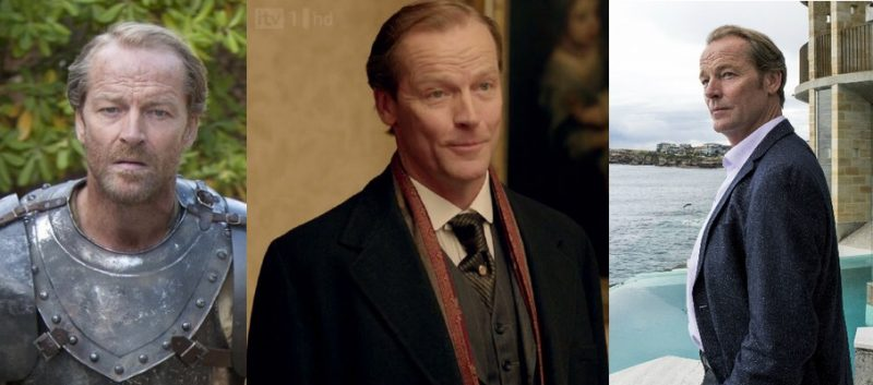 Two roles to remember Iain Glen by, one to forget.